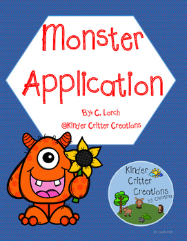 Monster Application