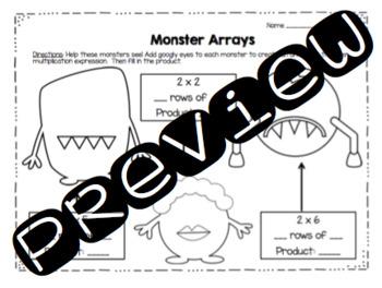 Monster Arrays