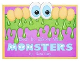 Monster Back To School Mini Unit