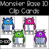 Monster Base 10 Math Center