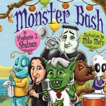 Monster Bash- Children's Picture Book