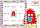 Times Tables Monster Multiplication Bingo: 4 & 5 x Backwards