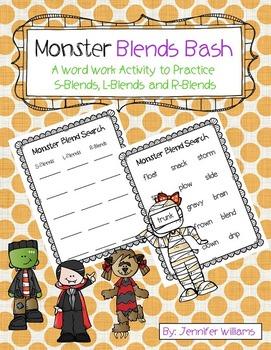 Monster Blends Bash