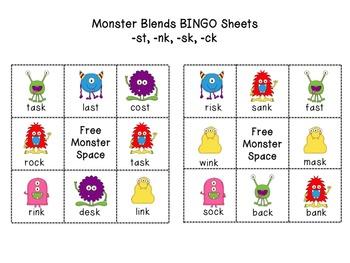 Monster Blends Pack