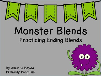 Monster Blends Pack