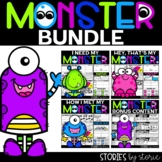Monster Book Companion Bundle Distance Learning