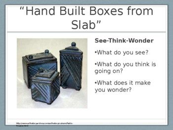 Monster Boxes PowerPoint Presentation
