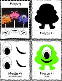 Class Dojo/Monster Bulletin Board Template