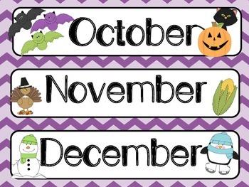 Monster Calendar Bundle