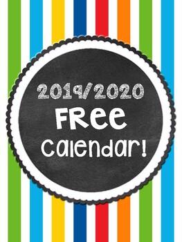 Monster Calendars 2016-2017