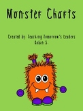 Monster Charts - Behavior Incentive Charts