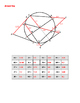 Monster Circle Puzzle 2 - Segments Formed by Secants, Tangents, and Chords