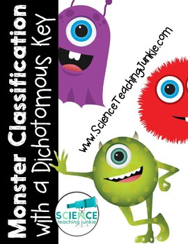 Monster Classification with a Dichotomous Key