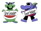 Monster Classroom Jobs!