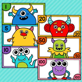 Monster Theme Classroom Decor Classroom Money
