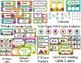 Monster Classroom Decor Theme Pack {Editable}