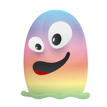 Monster Clip Art (15 Colorful Monsters)
