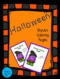 Monster Coloring Pages: Bundled Set