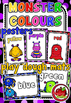 Monster Colours - Posters and Activities