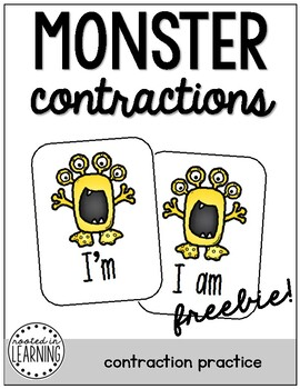 Monster Contractions (FREEBIE)
