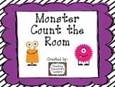 Monster Count the Room