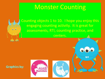 Monster Counting