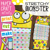 Monster Craft - Fold and Create