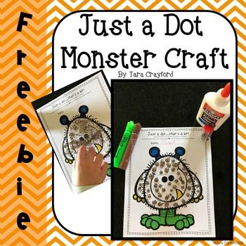 Monster Craft Freebie