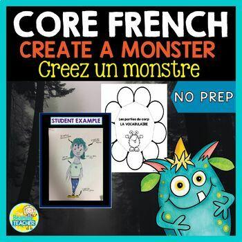 Monster Creation - FSL