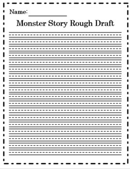 Monster Creators Math and Writing