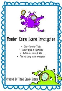 Monster Crime Scene Investigation