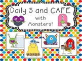 Monster Daily 5 and CAFE Set