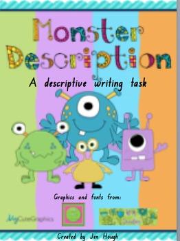 Monster Description NSW Foundation Font