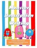 Monster Description Writing & More