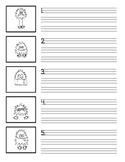 Monster - Descriptive Writing Activity