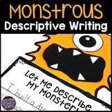 Halloween Descriptive Writing Craftivity