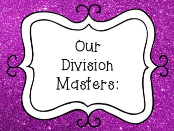 Monster Division Flash Cards with Award Certificates - Small