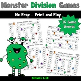 Monster Division Games