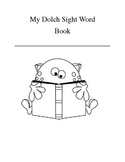 Monster Dolch Sight Word Book