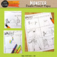 Monster Doodle Prompt Book