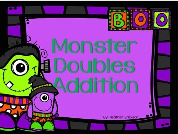 Monster Doubles Addition