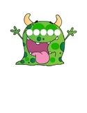 Monster Elkonin Boxes