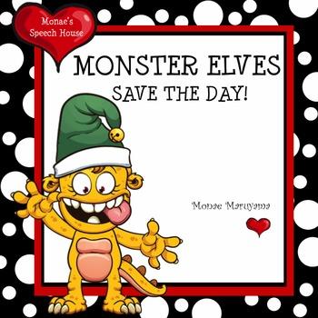 Monster Elves: Christmas