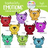 Monster Emotions