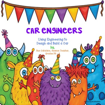 Monster Engineers: Using Engineering to Design and Build A