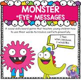 "Monster ""Eye"" Messages"