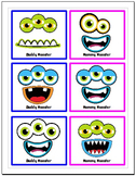 Monster Families! An introduction to genetics for young students