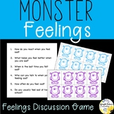 Monster Feelings Game