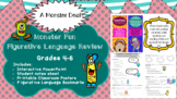 Monster Figurative Language Bundle (Grades 4-6)