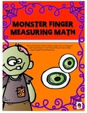 Monster Fingers Measuring
